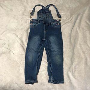 Little girls overalls